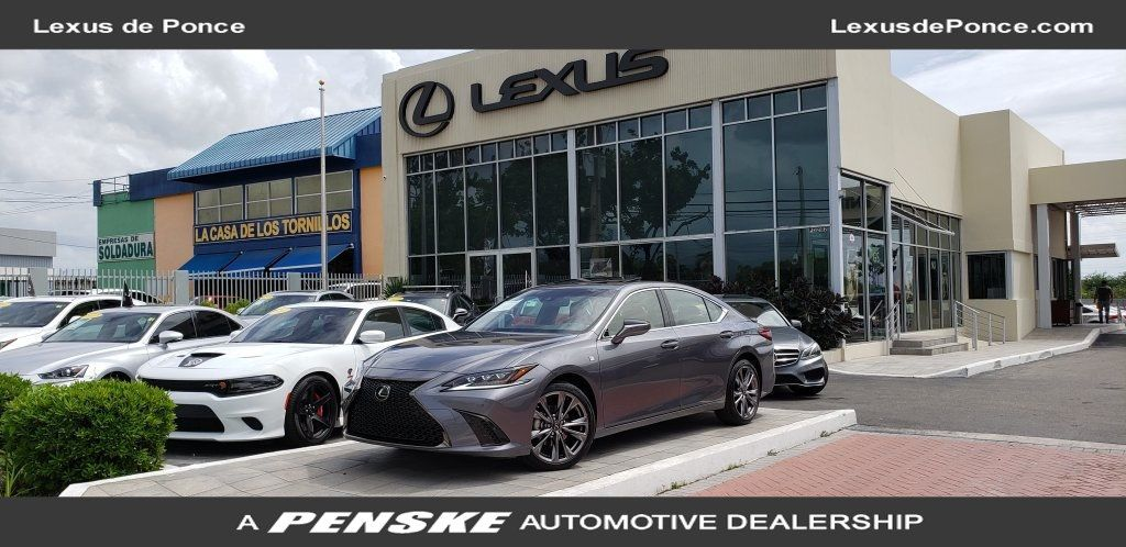 New 2020 Lexus ES 350 ES350 SEDAN