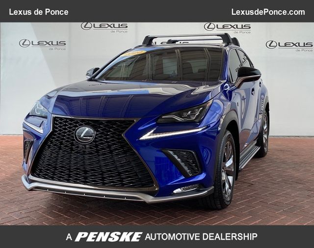 Pre-Owned 2020 Lexus NX NX 300 F SPORT AWD All Wheel Drive SUV